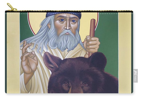 St. Seraphim Of Sarov - Rlses Carry-all Pouch
