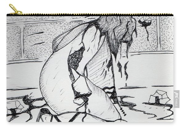 St Stephen Carry-all Pouch