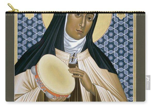 St. Teresa Of Avila - Rltoa Carry-all Pouch
