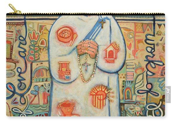 St. Teresa Of Kolkata Carry-all Pouch