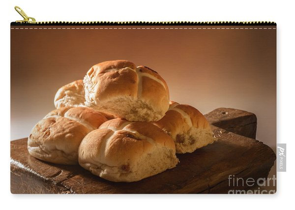 Stack Of Hot Cross Buns Carry-all Pouch