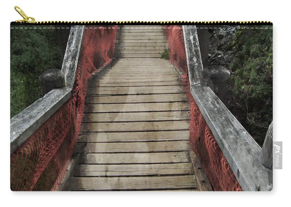 Stairs To Bliss Carry-all Pouch