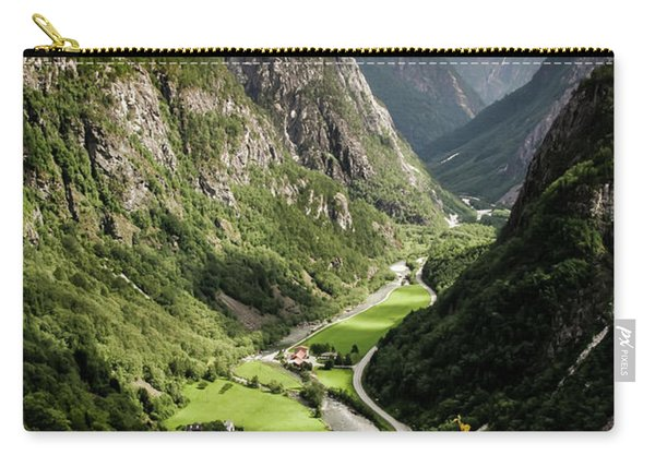 Stalheim Valley Carry-all Pouch