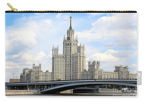 Kotelnicheskaya Embankment Building Carry-all Pouch