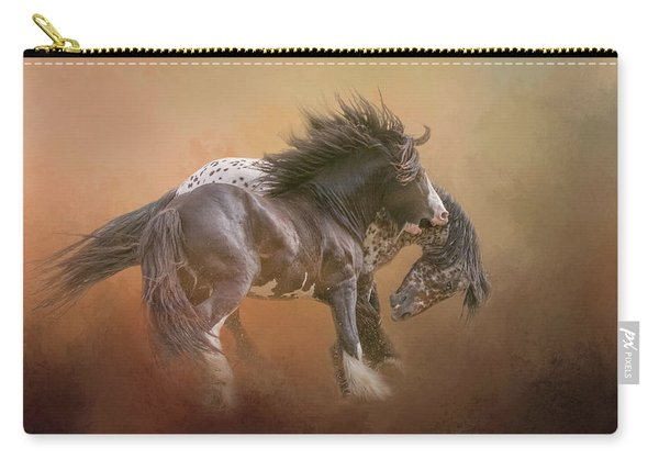 Stallion Play Carry-all Pouch