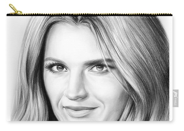 Stana Katic Carry-all Pouch