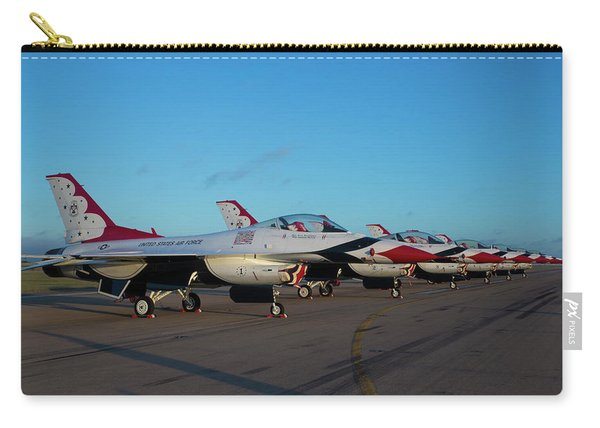 Standing In Formation Carry-all Pouch