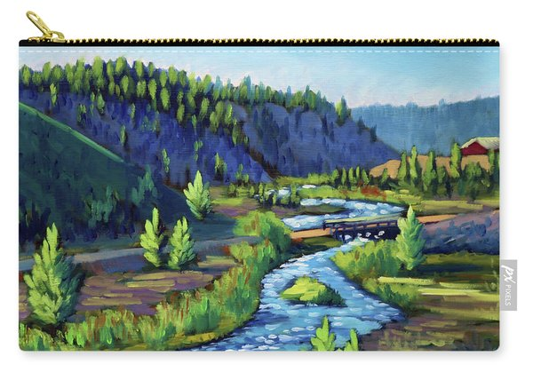 Stanley Creek Carry-all Pouch