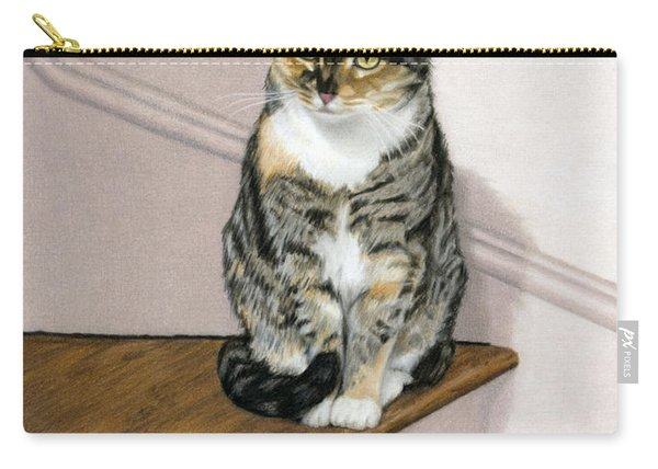 Stanzie Cat Carry-all Pouch
