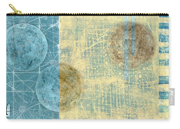 Star Chart Landing Pattern Carry-all Pouch