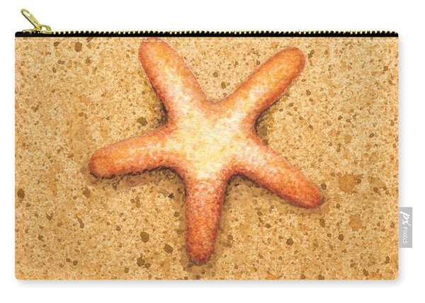 Star Fish Carry-all Pouch