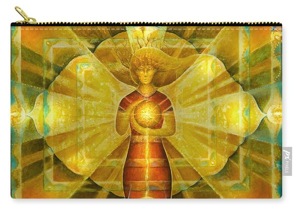 Star Of Venus Carry-all Pouch
