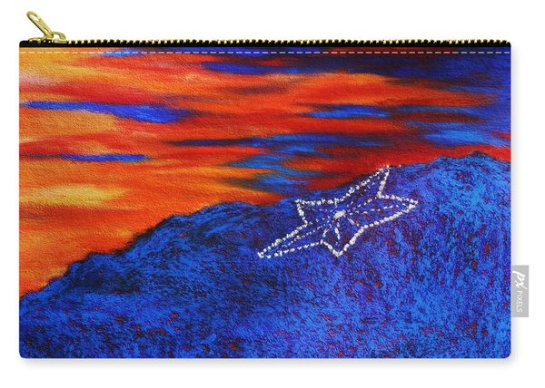 Star On The Mountain Carry-all Pouch