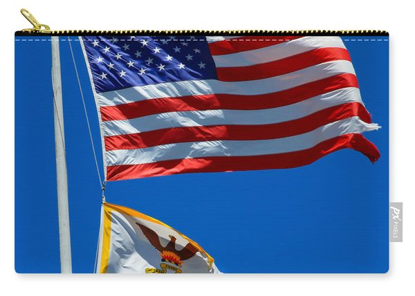 Star Spangled Banner Carry-all Pouch