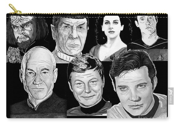 Star Trek Crew Carry-all Pouch