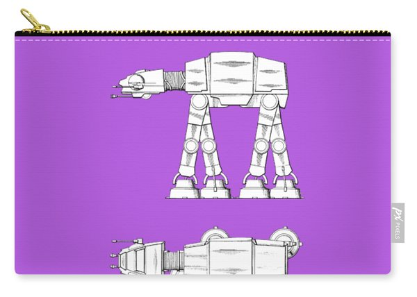 Star Wars - At-at Patent Carry-all Pouch