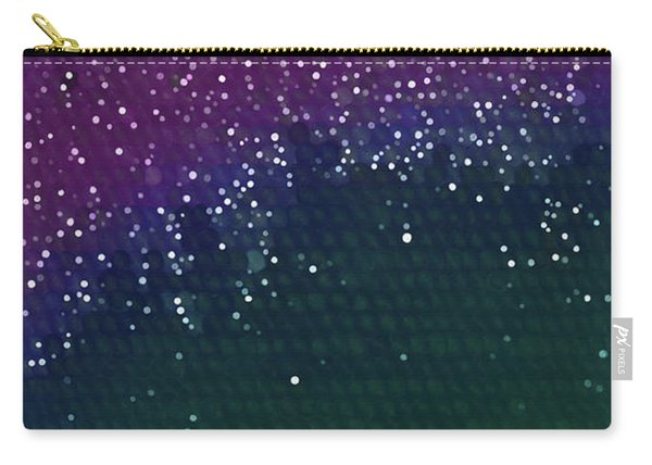 Starlight Through Trees Carry-all Pouch