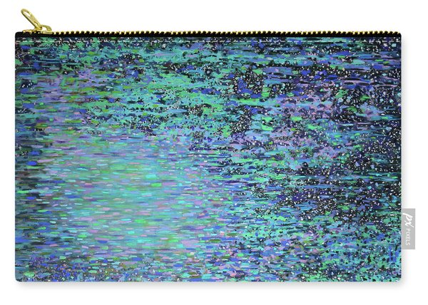 Starlit Lagoon Carry-all Pouch