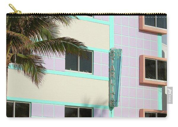Starlite Hotel - Miami Beach Carry-all Pouch