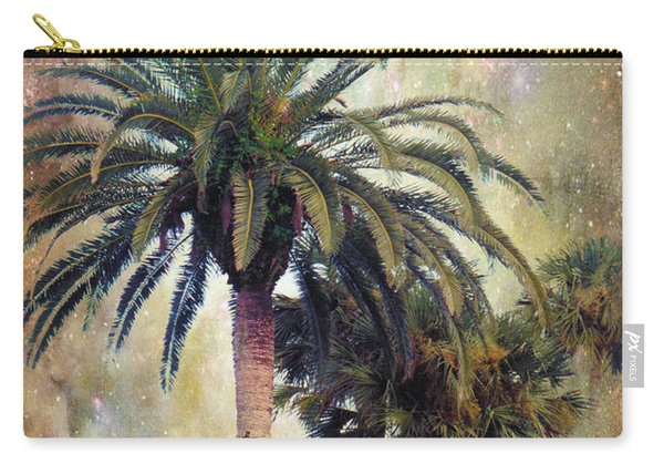 Starry Evening In St. Augustine Carry-all Pouch