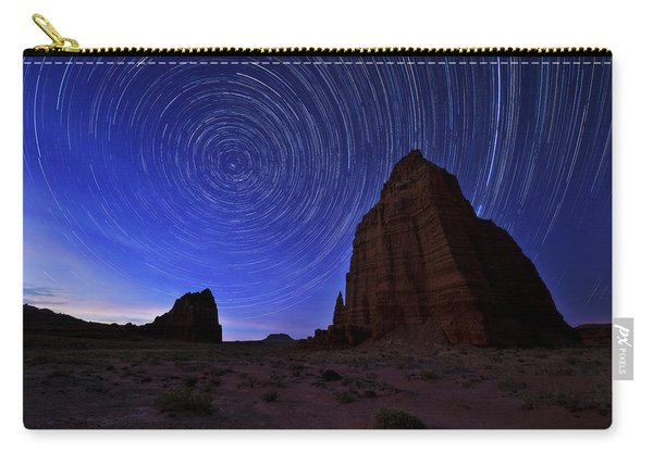 Stars Above The Moon Carry-all Pouch