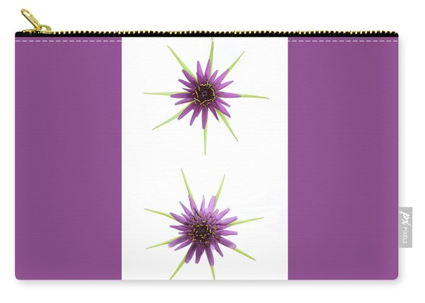 Stars Of Salsify Carry-all Pouch