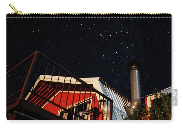 Stars Over Gila Cottage Carry-all Pouch