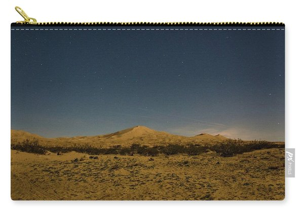 Stars Over Kelso Dunes Carry-all Pouch