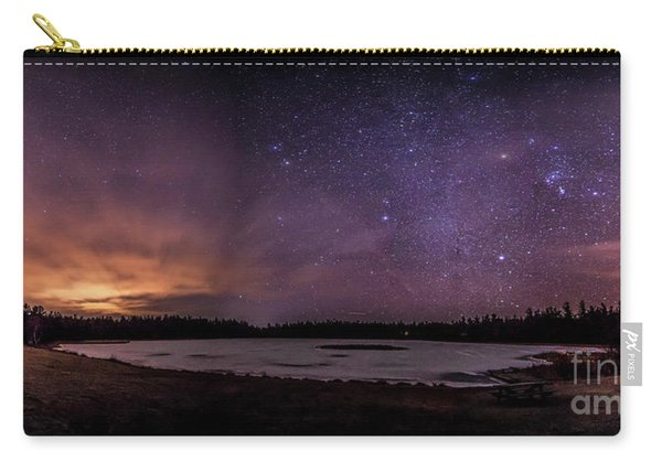 Stars Over Lake Eaton Carry-all Pouch