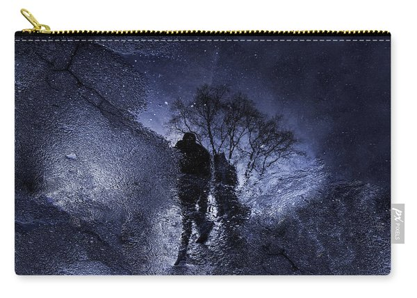 Stars Walking Carry-all Pouch