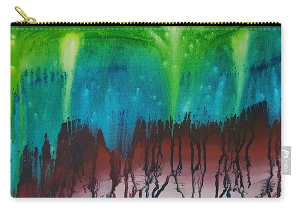 What Should I Call This Painting?  Carry-all Pouch