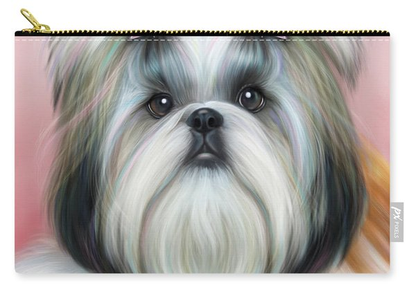 Stassi The Tzu Carry-all Pouch