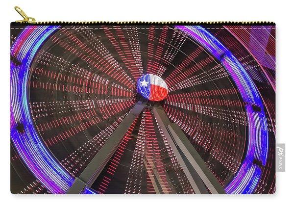 State Fair Of Texas Ferris Wheel Carry-all Pouch