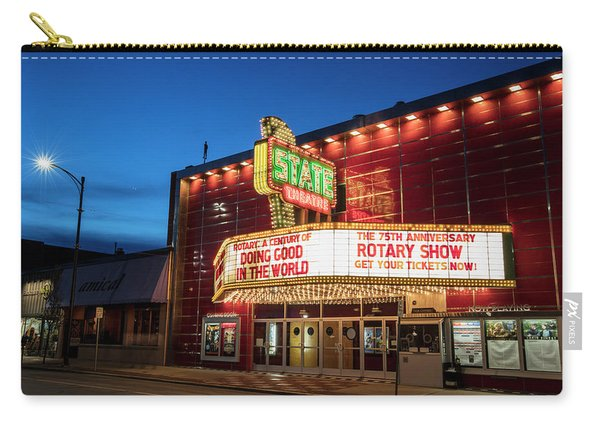 State Theatre Traverse City Carry-all Pouch