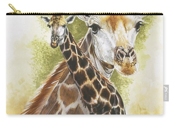 Stateliness Carry-all Pouch