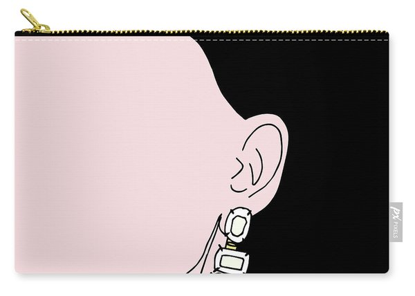 Statement Carry-all Pouch