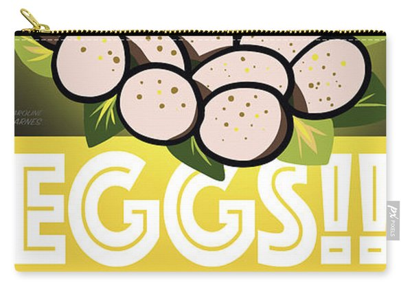 Staten Islands Eggs Carry-all Pouch