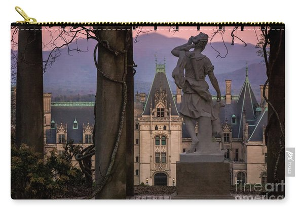 Statue Of Diana Carry-all Pouch