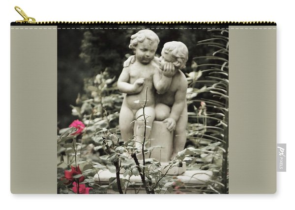 Statue Of Love Carry-all Pouch