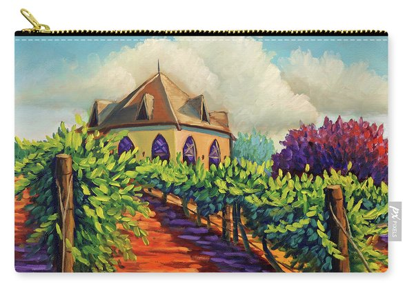 Ste Chappelle Winery Carry-all Pouch