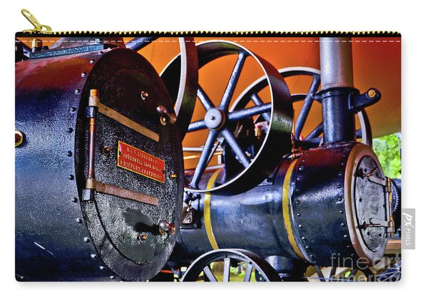 Steam Engines - Locomobiles Carry-all Pouch
