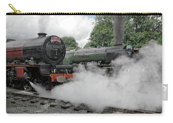 Steam Locomotive Drama Carry-all Pouch