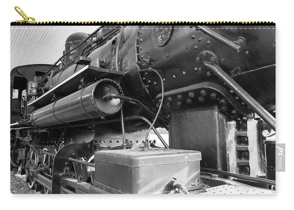 Steam Locomotive Side View Carry-all Pouch