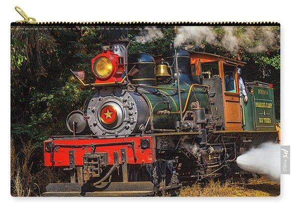 Steam Train Dixiana Carry-all Pouch