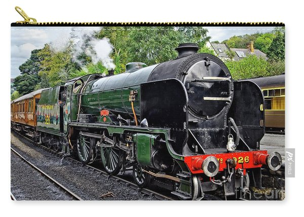Steam Train On North York Moors Railway Carry-all Pouch