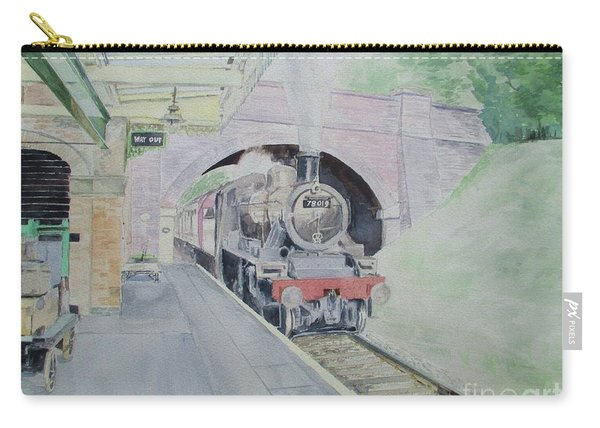 Steaming Into Rothley Carry-all Pouch
