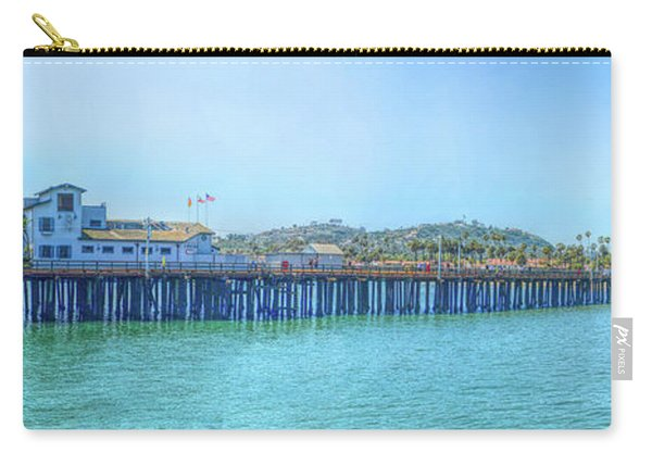 Stearns Wharf Carry-all Pouch