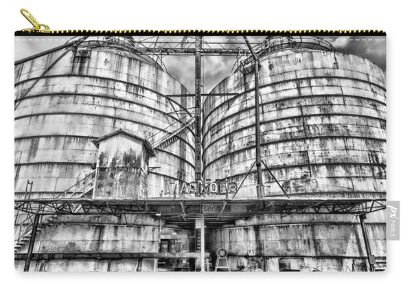 Steel Magnolia #3 Carry-all Pouch