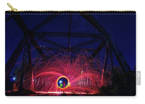 Steel Wool Spinner Carry-all Pouch