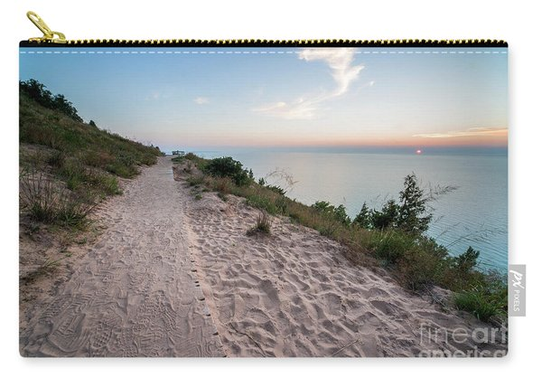 Steep Dunes Of Empire Bluff Carry-all Pouch